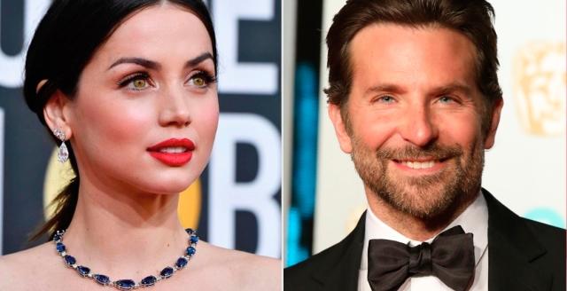 ¿Romance entre Ana de Armas y Bradley Cooper?