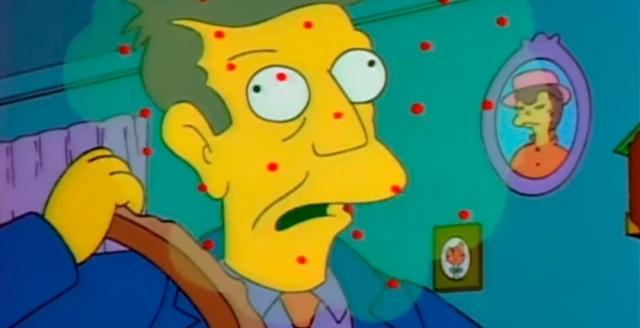 """Se hace viral en redes como Los Simpson predijeron el """"Coronavirus"""""""