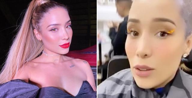 El radical cambio de look de Luisa Fernanda W que sorprendió a más de uno