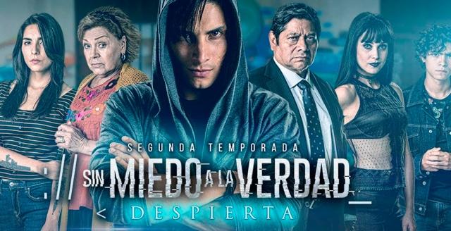 """Mueren dos actores de Televisa durante ensayos de la serie """"Sin miedo a la verdad"""""""