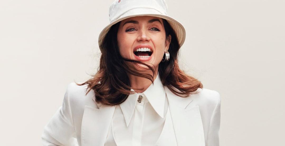 Ana de Armas sigue arrasando y protagoniza la portada de Vanity Fair